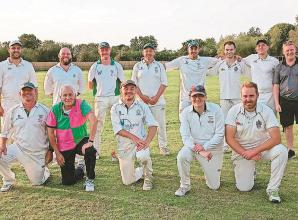 Pinkneys Green 2nds wrap up Chilterns League Division 2 title with 18-run win over Holyport