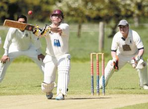 Match-winning stand helps Hurley to five-wicket win over Wooburn Narkovians