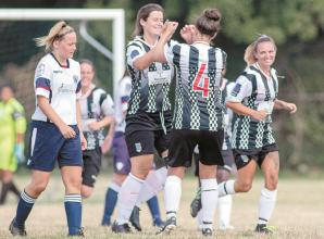 Maidenhead United Women overcome injury to skipper Dover to make their point against Larkhall