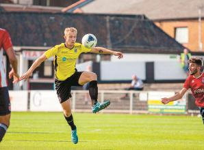 'The sky's the limit for Barratt', says Maidenhead United boss Devonshire
