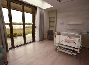 Thames Hospice offers virtual tour of facilities
