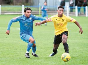 Neither side is 'nailed on' to win FA Trophy clash, says Marlow FC boss Bartley