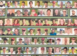 Montage celebrates the dedication displayed by Cookham Dean's players, coaches and volunteers