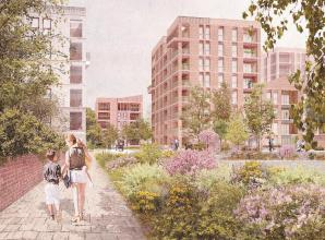 Magnet Centre site looks to be redeveloped into 450 flats with park and town links