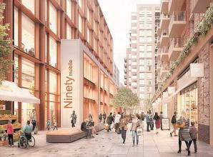 'Nicholson Quarter' plans could be decided in February