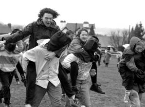 Remember When: Rain failed to deter entrants for annual Boxing Day Games