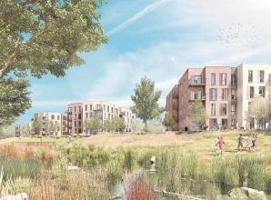 Plans approved for 212 homes at Montem Leisure Centre site