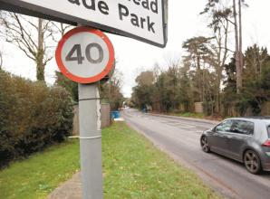 Stretch of A308 Windsor Road could switch from 40mph to 30mph