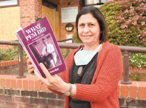 Startling message drives Cookham to aid young persons' mental health support