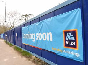 Aldi has 'no intention' of keeping Dedworth Road store open until midnight
