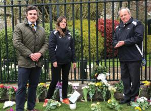 Windsor RFC pay their respects to Duke of Edinburgh, Prince Philip