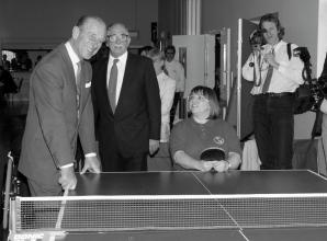 Remember When: Prince Philip's visits to Maidenhead