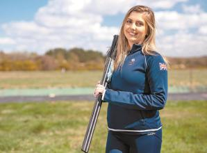 Shooting star Amber Hill won't shy away from using social media