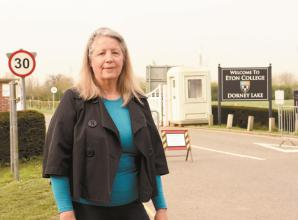 Petition calls on Eton College to reopen Dorney Lake to public