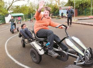 Thames Valley Adventure Playground welcomes back schools