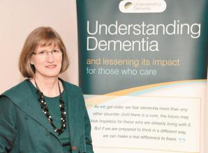 Twyford dementia charity launch mini-taster video for National Dementia Action Week