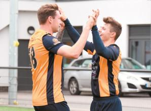Slough Town players take first steps back to normality as training resumes
