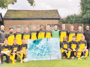 East Berks League: Durrant at the double as Iver Heath secure Division 1 title