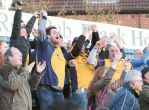 Baker: 'I'll never take the Slough Town fans for granted again