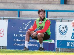 Peters says friendly defeat to MK Dons served many purposes for Maidenhead United