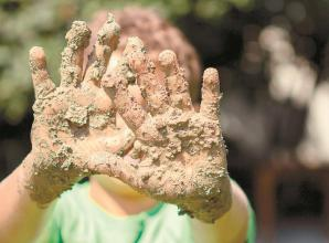Creative projects for kids to go outdoors during half term